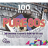 VARIOUS 100 Hits Pure 80s 5CD
