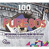 VARIOUS 100 Hits Pure 80s 5CD