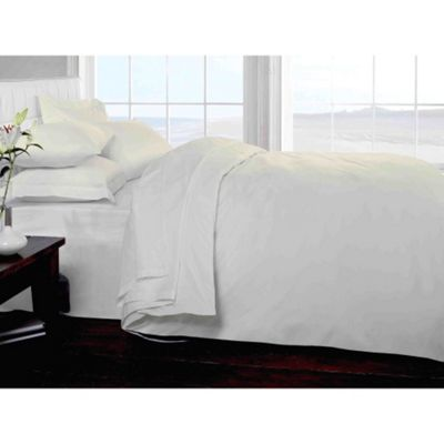 Rapport 400 Thread Count Egyptian Cotton Oxford Pillowcase - Cream