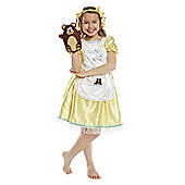 F&F Goldilocks Dress-Up Costume - Yellow