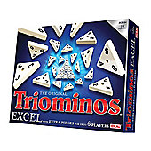Triominos Excel Game (20 extra pieces)