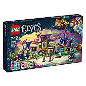 LEGO Elves Magic Rescue From The Goblin Village 41185