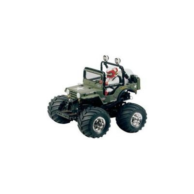 Tamiya Rc 58242 Wild Willy 2 Wr-02 1:10 Assembly Kit
