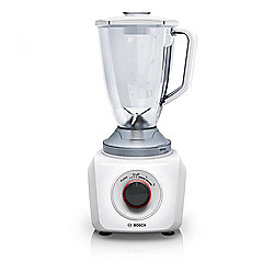 Bosch MMB21P1BGB 500w SilentMixx Blender with 2 Speeds in White 162f9be3988