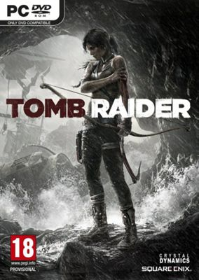 Tomb Raider (standard edition)