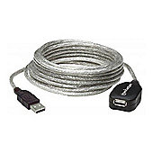 Manhattan Hi-Speed USB Active Extension Cable