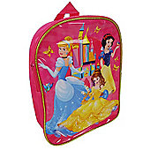 Princess 'Fairytale Friendship' PVC Front Backpack