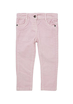 Minoti Corduroy Trousers - Pink