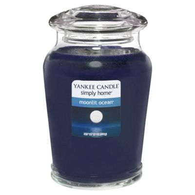 Yankee Candle Jar Moonlit Ocean, Large