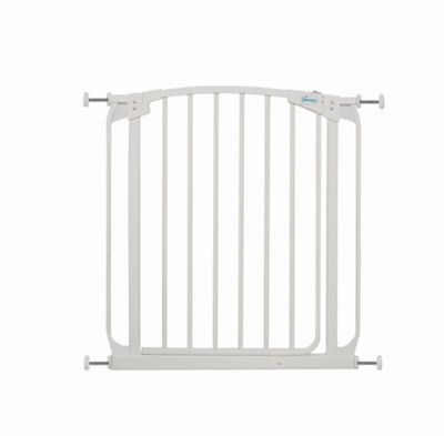 Dream Baby Swing Close Security Gate - White