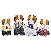 Sylvanian Families Doughty Chiffon Dog Family