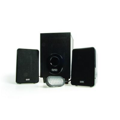 2.1 Speakers with Remote Control