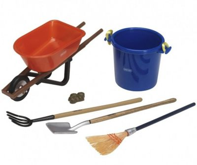 Breyer B2477 Traditional 19 Scale Stable Cleaning Set