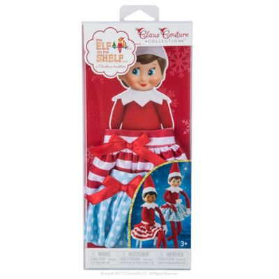 Twirling in the Snow Skirts (Scout Elf not included)