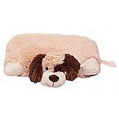 Snuggle Buddies Paws the Pup Cushion