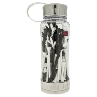 Colin Montgomerie Water Bottle and Golf Tees Set
