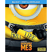 Despicable Me 3 Bd