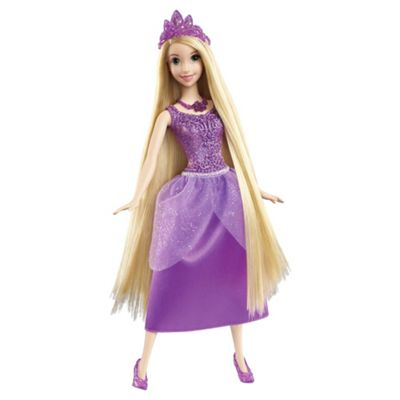 Disney Princess Sparkle Rapunzel Doll