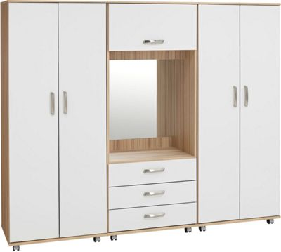 Ideal Furniture Regal Wardrobe