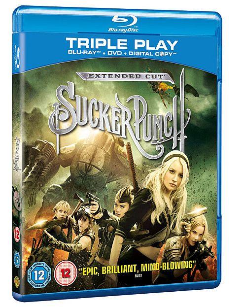 Sucker Punch Triple Play