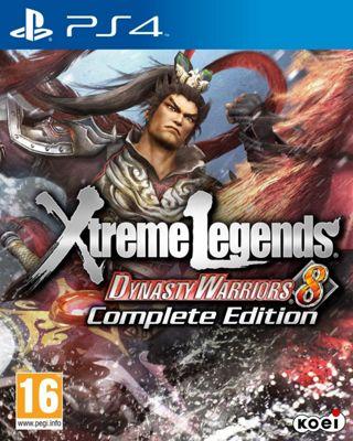Dynasty Warriors 8 Xtreme Lege (PS4 )
