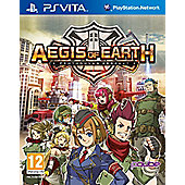 Aegis Of Earth Protonovus Assault PS Vita Game