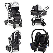 Mee-Go Glide AIl in One Maxi Cosi Travel System - Black