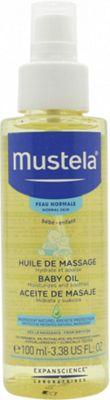 Mustela Bébé-Enfant Baby Oil 100ml - Normal Skin