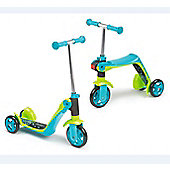 SMOBY Reversible 2 in 1 Scooter Blue