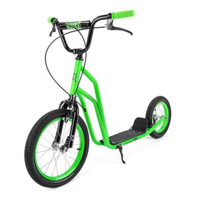 XOOTZ BMX Scooter Green