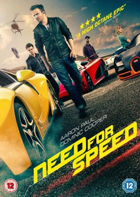 Need For Speed Dvd