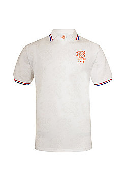 Holland Mens 1983 1994 Retro Shirt - White