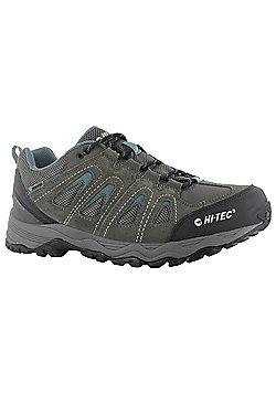 Hi-Tec Mens Signal Hill Shoe - Grey