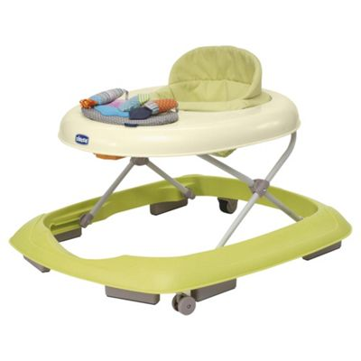 Chicco Paint Baby Walker, Green