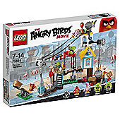 LEGO Angry Birds Pig City Tear Down 75824
