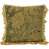 Riva Home Assam Green Cushion Cover - 45x45cm