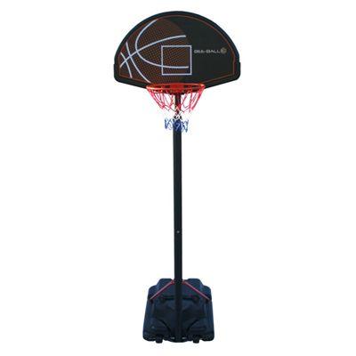 BEE BALL Pro Bound ZY-015 FULL NBA SIZE Adjustable Basketball Hoop, Basketball Backboard and Basketball Portable Stand