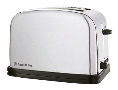 Russell Hobbs 14360 Classic 2-Slice Toaster in Brushed Stainless Steel