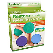 Gaiam Hand Therapy Kit