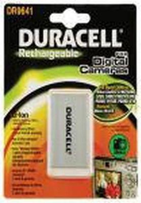 Duracell Digital Camera Battery 3.7v 1150mAh Lithium-Ion (Li-Ion)