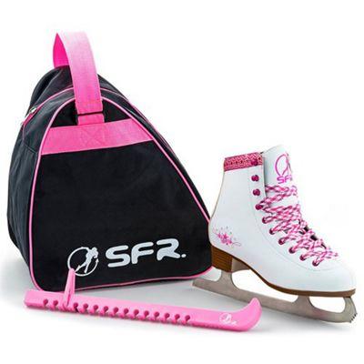 SFR Junior Ice Skate Pack