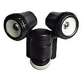 5W Twin LED Outdoor Spotlight with PIR Sensor