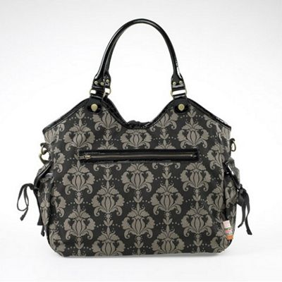 Isoki Reversible Hobo Changing Bag The Avenue