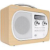 Pure Evoke D4 Bluetooth DAB/FM Radio (Maple)