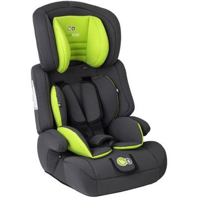 KinderKraft Comfort Up Car Seat Group 1-2-3 - Green