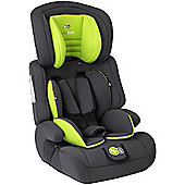 KinderKraft Comfort Up Car Seat Group 1-2-3 - Green