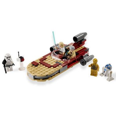LEGO Star Wars Luke's Landspeeder 8092