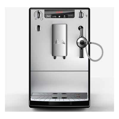 Melitta E957103SL Caffeo Solo & Perfect Milk Bean to Cup Coffee Machine in Silver