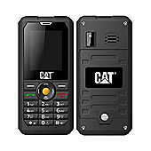 CAT B30 - Drop Proof (1.8m), Dust & Water Proof Mobile Phone 2 inch Display Black