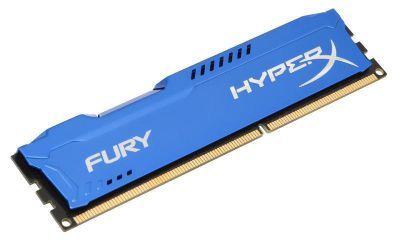 Kingston HyperX Fury RAM Module - 4 GB (1 x 4 GB) - DDR3 SDRAM